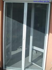 rolós szúnyogháló ajtó